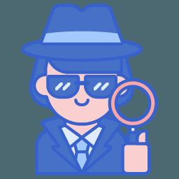 icon- detective