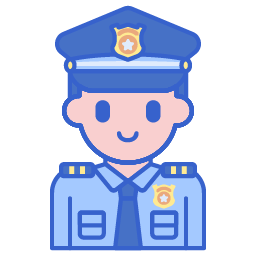 icon-police officer