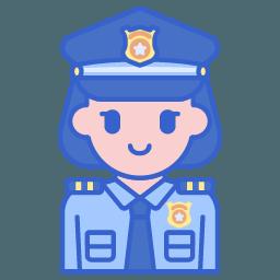icon-policewoman